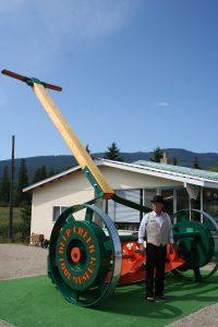 Giant Lawnmower