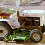Customer Equipment: 1967 Bolens 1250 Lawn Tractor