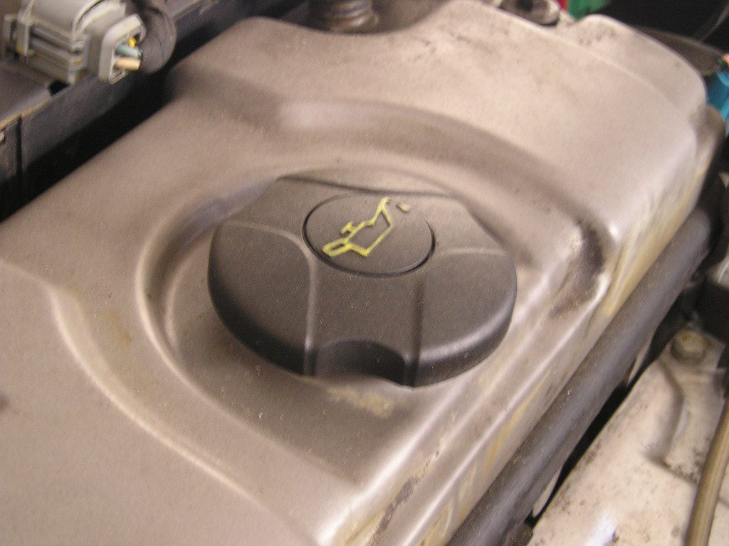 Lawn Mower Oil Cap