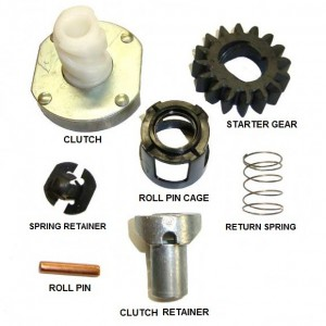 ROLL PIN GEAR ASSY