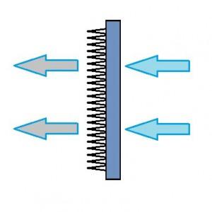 air filter air flow