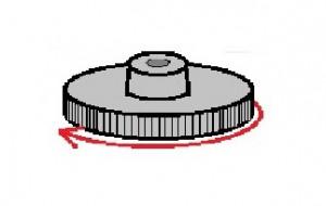 flywheel spin