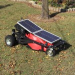 How to Build a Solar Powered Lawn Mower