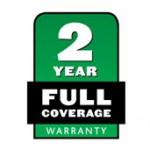 Toro 2-Year Warranty