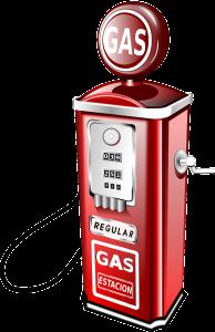 Gas Pump Cartoon