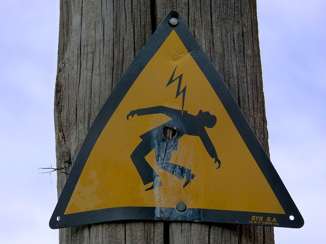 Electrical Shock Risk