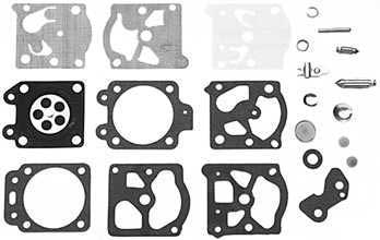 WALBRO K20-WAT CARBURETOR KWIK KIT