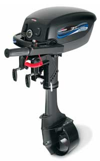 BRIGGS AND STRATTON BS70000 3 HP Electric Outboard Motor