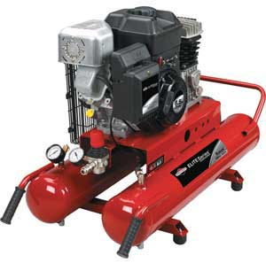 Briggs & Stratton 74002 Gasoline 6.5 HP - 8 Gallon Wheelbarrow Air Compressor