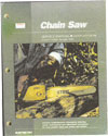 CLYMER CSS-10 SERVICE MANUAL - CHAIN SAWS