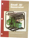 CLYMER SGM2-1 SERVICE MANUAL SMALL AC GENERATOR VOLUME 2
