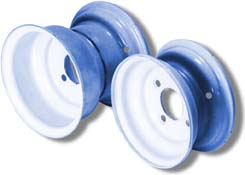 Steel ATV and Trailer Wheels