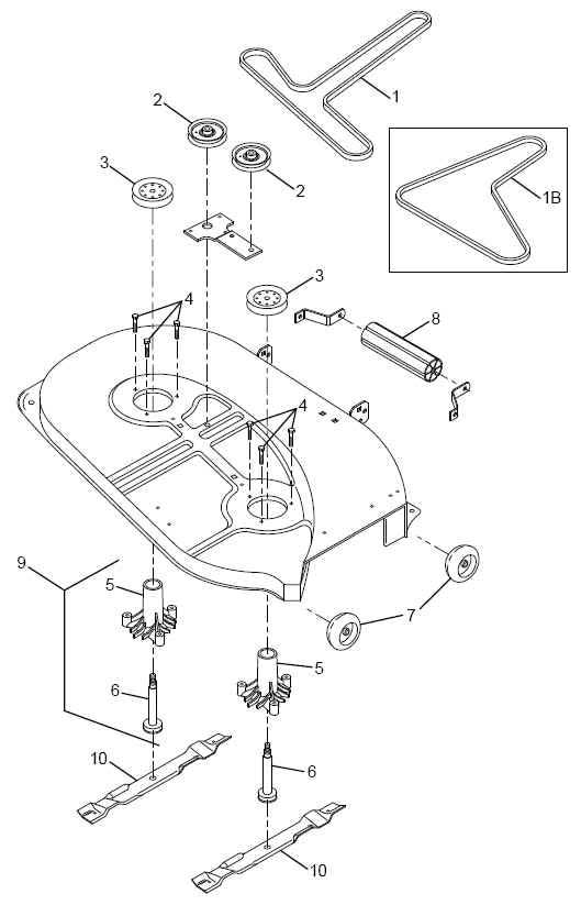 ayp lawn mower parts diagrams