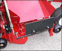 Trimmertrap Blade Blocker And Mulching Plates Lawnmower Pros