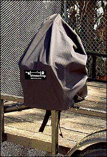 TrimmerTrap COV-BLOWER Backpack Blower Cover