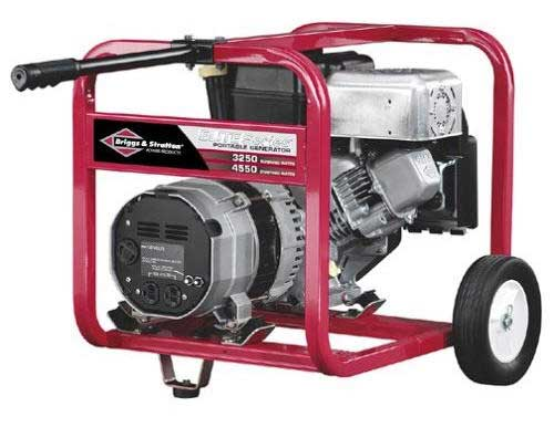 Briggs & Stratton 1653 - 3250 Watt Portable Electric Generator