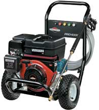 Briggs & Stratton 20258 - 4000 PSI Pressure Washer