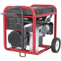 Briggs & Stratton 30208 - 3500 Watt Portable Electric Generator