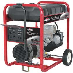 Briggs & Stratton 30209 - 5500 Watt Portable Electric Generator