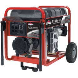 Briggs & Stratton 30210 - 8000 Watt Portable Electric Generator