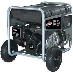 Briggs & Stratton 30235 - 5550 Watt Portable Electric Generator
