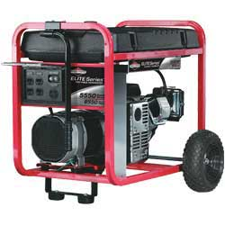 Briggs & Stratton 30241 - 5550 Watt Portable Electric Generator