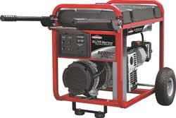 Briggs & Stratton 30242 - 6200 Watt Portable Electric Generator