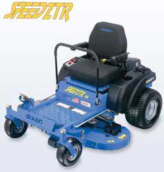 Dixon SpeedZTR Mower