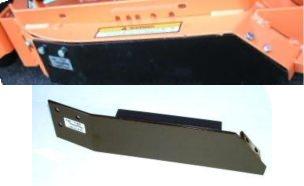 Trimmertrap DP-1 Mulching Plate For Scag Advantage Decks Only (thru 2002 Models)