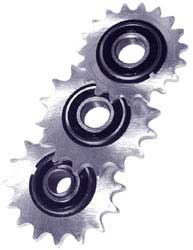 go kart and minibike heavy duty idler/tensioner sprockets