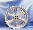 AZUSA AZ8021 One Half Aluminum Spinner Split-Rim Wheel