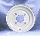 AZUSA AZ1004 Steel ATV & Trailer Wheel
