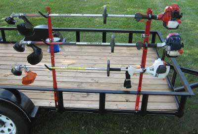 Jungle Jims 3TR Trimmer Rack
