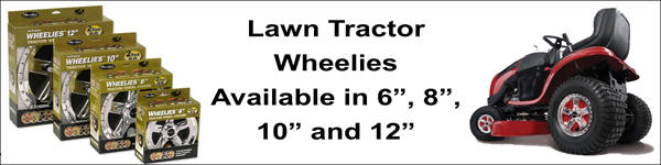 Lawn Tractor Wheelies