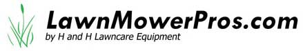 Lawn Mower Parts and Outdoor Power Equipment Parts from H and H Lawncare Equipment