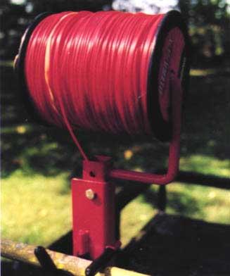 Trimmertrap LH-1 Trimmer Line Holder (holds Most Size Spools)