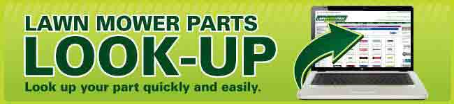 Lawn Mower Parts Look-Up