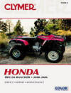 Honda TRX350 Rancher 2000-2006 Repair Manual