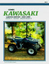 Kawasaki Lakota KEF300, 1995-1999 Repair Manual
