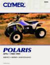 Polaris ATV Shop Manua, 1985-1995