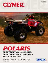 polaris xplorer manual