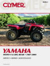 Yamaha Moto-4 and Big Bear Repair Manual