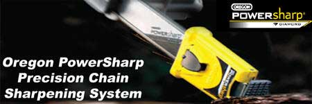 Oregon PowerSharp Chainsaw Sharpening Systems