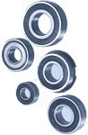 Azusa AZ8202 Precision Sealed Ball Bearing 1-1/4