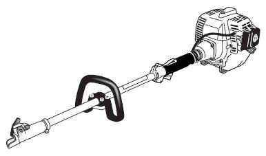 Shindaiwa M231 Multi-Tool Parts