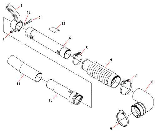 Shindaiwa Eb501 Blower Parts Diagrams Online