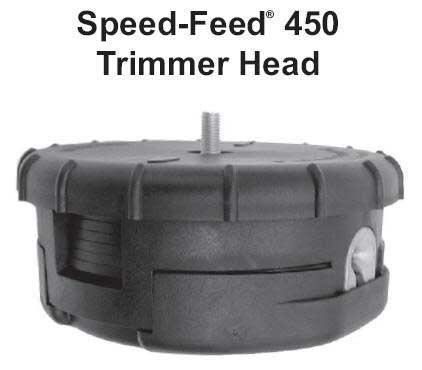Shindaiwa Speed-Feed 450 Trimmer Head Parts