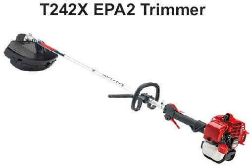 Shindaiwa T242X Trimmer Parts