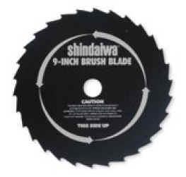 Shindaiwa Brushcutter Blades