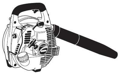 Shindaiwa EB240S Blower Parts